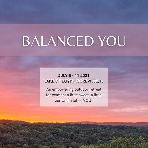 Balanced You Retreat Deposit