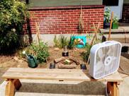 Garden Altar