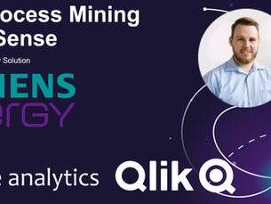 Webinar om Process Mining med Siemens Energy