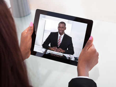 Implementing asynchronous video interviewing is quick and easy