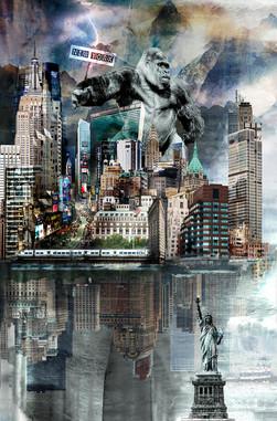 KONG OF NEW YORK (2D)