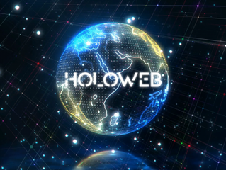 Our World Partners With The HoloWeb
