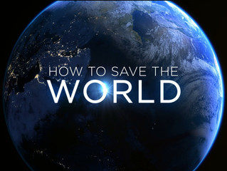 Would you pay a pound to save the world?