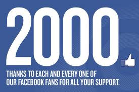 2000+ Likes Reached! :)