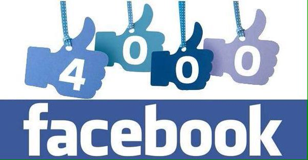 4000 likes reached our world