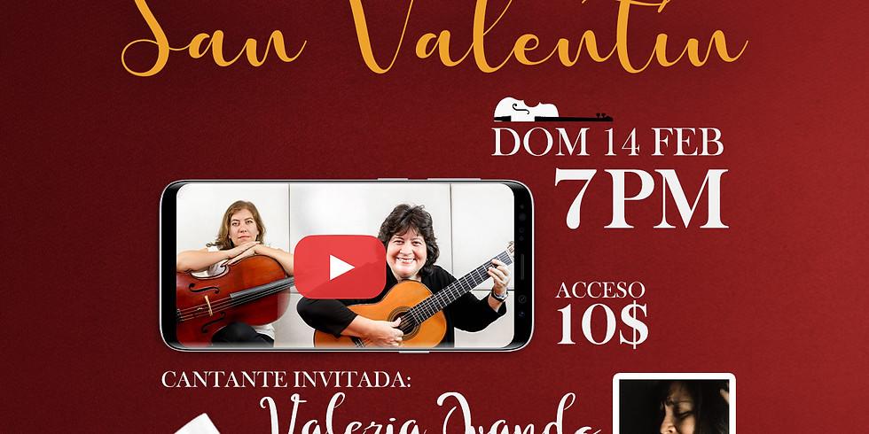 """Concierto San Valentín: """"Música para el corazón"""""""