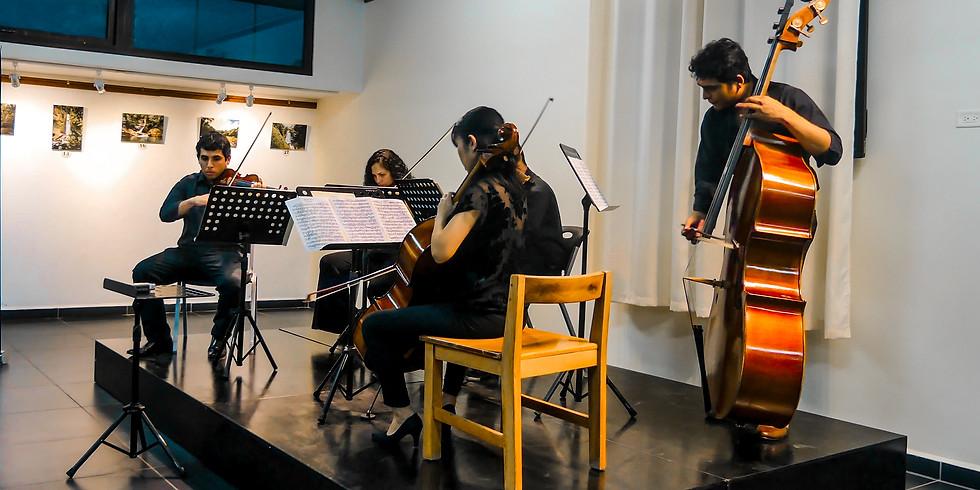 Mozart meets Piazzolla - Cuarteto de Cuerdas