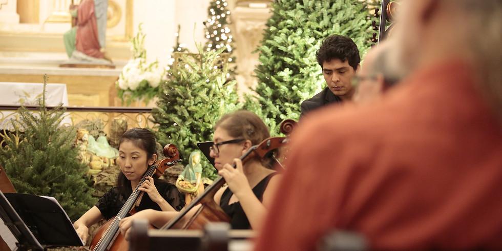 Concierto de Coro - Misa Criolla   Música de navidad