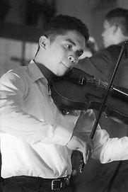 Paul Cuevas , Músicos Panamá