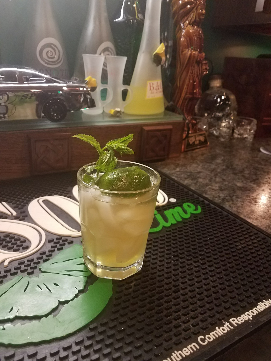 One of my favorites: the  Mai Tai
