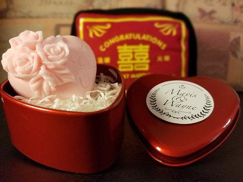 心心肥皂(兩件裝)