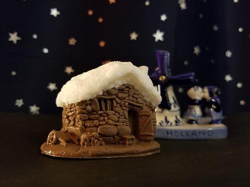 立體小屋肥皂