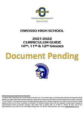 10th-12th Curr Guide Cover Image - Pendi
