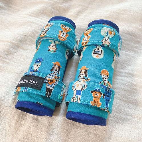 抑制筒 Sサイズ(新生児~1歳半)ブルー