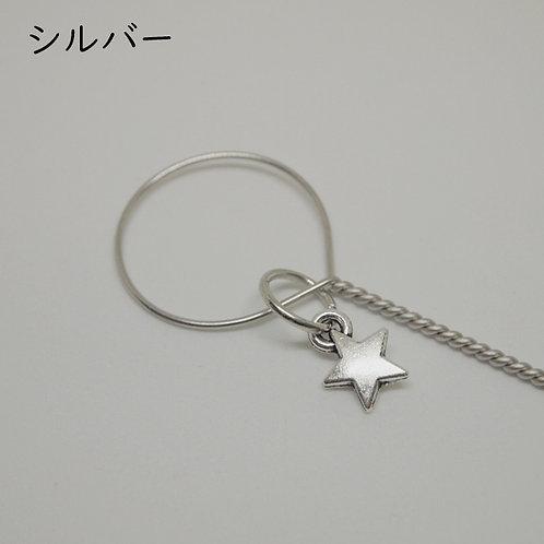 星☆シルバー ちゅーぶら(直角接続チューブ専用ブラシ)