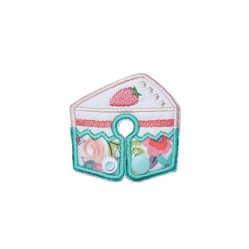 いちごのショートケーキ(ピンク)