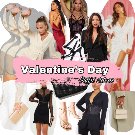 You don't know what to wear for Valentine's Day?
