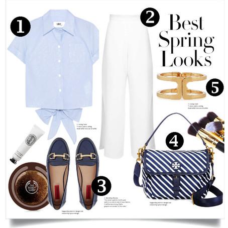 Best Spring Looks!