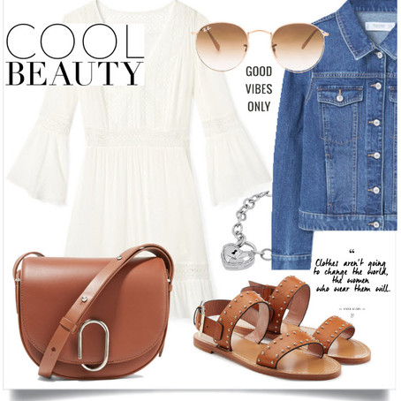 Cool Beauty!
