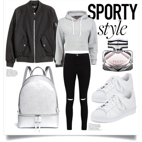 SPORTY STYLE!
