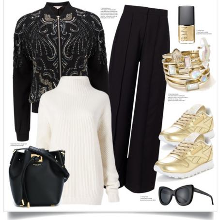 Casual but stylish!
