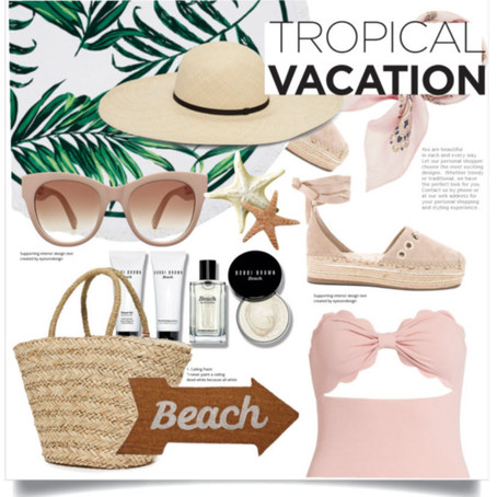 TROPICAL VACATION!