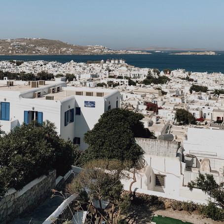 Mykonos Reiseführer, Reisetipps und Instagram Spots