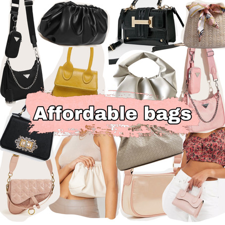Affordable trend bags