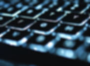 glödande Keyboard
