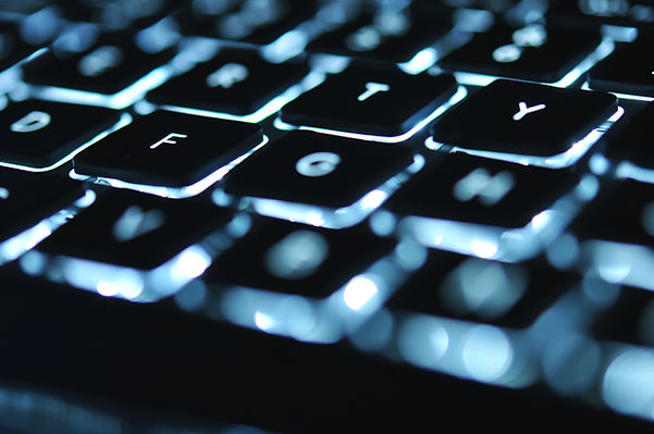 keyboard contact