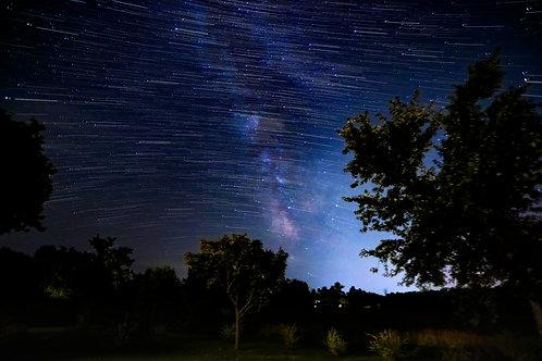 Milky Way Trails