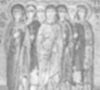 Икона Феодосии (Феодоры) Амисийской