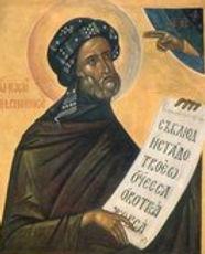 Икона Иосифа Песнописца