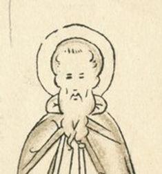 Икона Преподобного Феоктиста Кукумского
