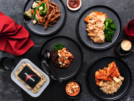 Visuals for Precision meals at Rush cutters bay