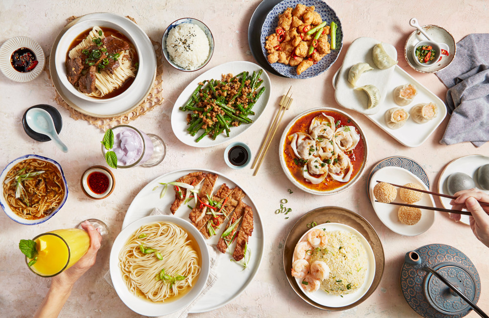 Shibani Mishra | Food Stylist | Content creator | creative branding -  DIN TAI FUNG