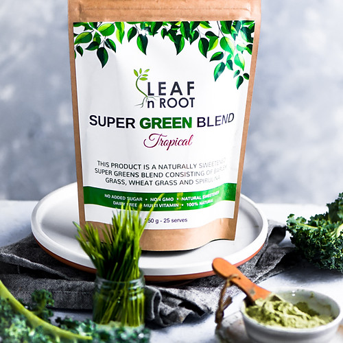 Leaf &Roots