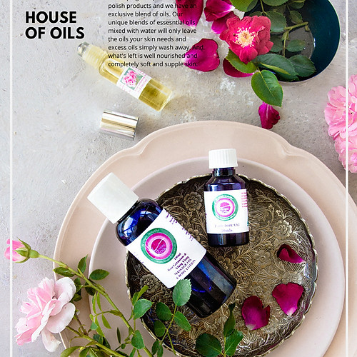 House of oils