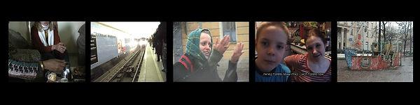RufinaMuraviova/VideoArt/SaintPetersburg/Israel