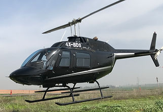 Tel Aviv Executive Helicopters Bell 206