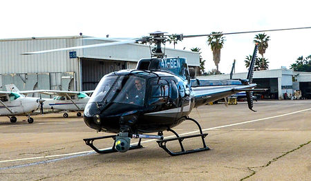 Helicopter Tours in Israel