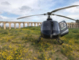 Helicopter Tour in Israel