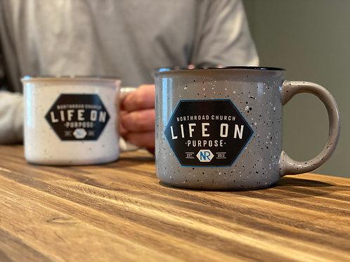 Life On Purpose Ceramic Coffee Mug