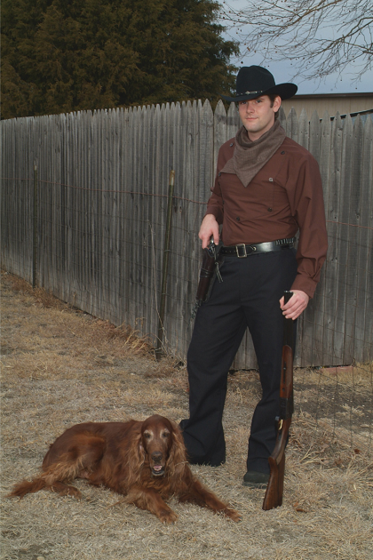 Plainsman Bibfront Shirt  / Pants
