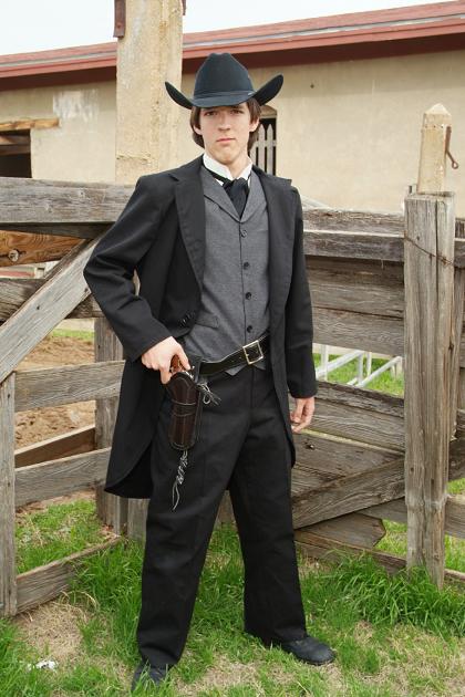 Virgil Earp Coat / Vest