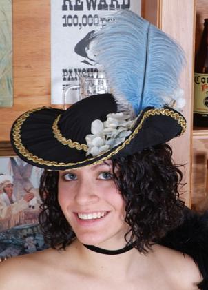 Saloon Hall Hat