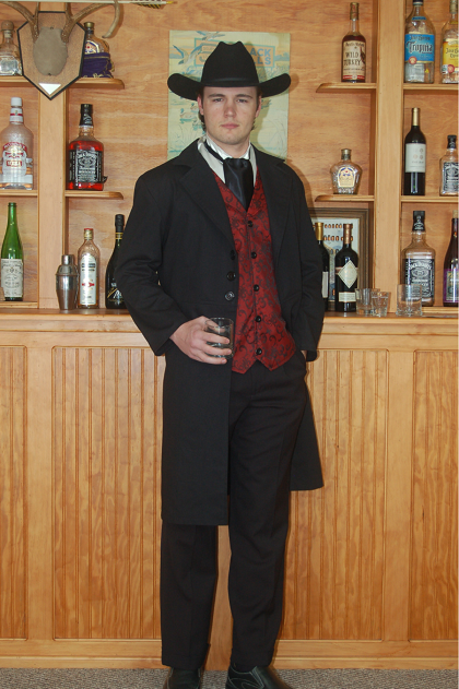Western Gentleman Coat / Vest