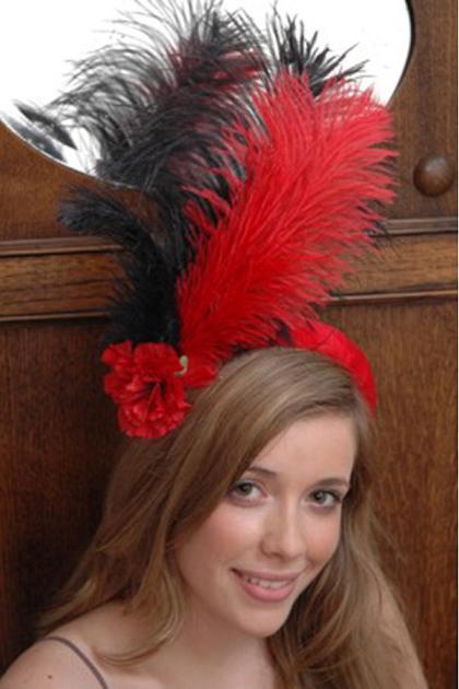 Saloon Hall Headband
