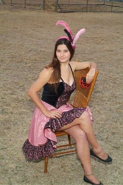 High Steppin Hanna #W002