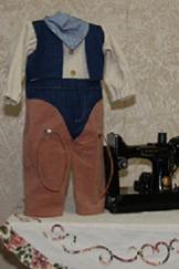 Infant Western Combo